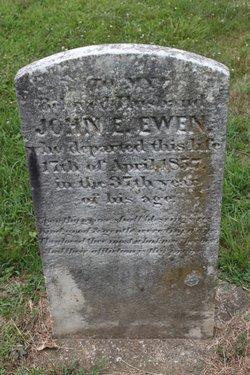 John E Ewen