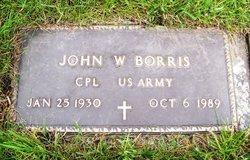 John W. Borris