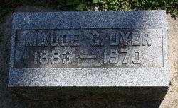 Maude Gertrude <i>Norris</i> Dyer