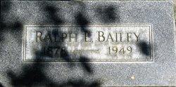 Ralph Emery Bailey