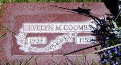 Evelyn Merna <i>Talkington</i> Coombs