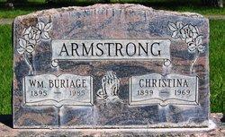 Christina <i>Schultz</i> Armstrong