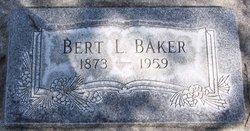 Bert Lee Baker