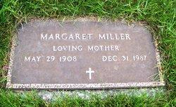 Margaret E. <i>Burgwaldt</i> Miller