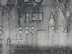 Fred Andrew Coates