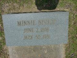 Minnie Bishop