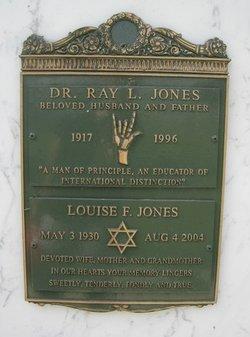 Louise F Jones