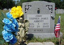Stephen James Jimmy Abbott
