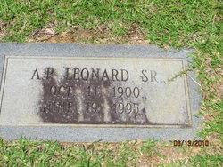 Alphonso Paul Leonard, Sr