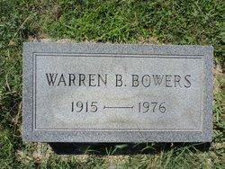 Warren B Bowers