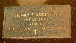 Henry Franklin ALF Adkins