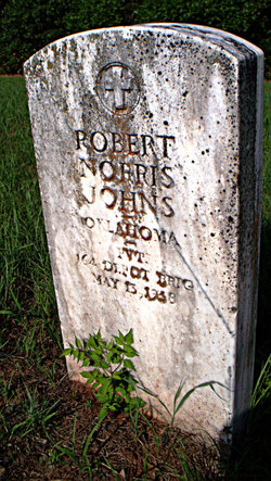Pvt Robert Norris Johns