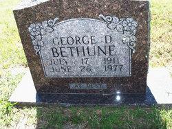 George D Bethune