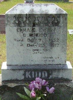 Emma Eliza <i>Starr</i> Kidd