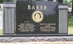 Rebecca <i>Chandler</i> Baker