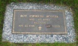 Roy Espiritu Acosta