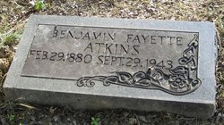 Benjamin Fayette Atkins