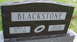 Doris Elaine <i>Hansen</i> Blackstone
