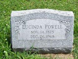 Lucinda <i>Jones</i> Powell