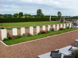 Gosnay Communal Cemetery