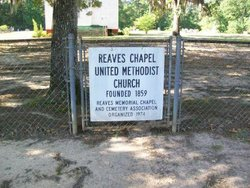 Reaves Chapel Memorial Cemetery