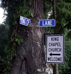 King Chapel Cemetery