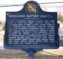 Horseshoe Baptist Cemetery