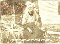 Mary Isabelle <i>Parrish</i> McNally