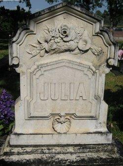 Julia Ann <i>Uhl</i> Hoffman Botkin