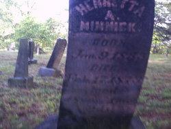 Henretta A Minnick