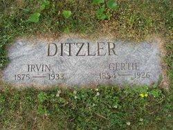 Gertie <i>Boltz</i> Ditzler