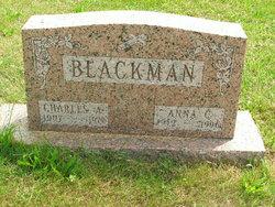 Anna C. <i>Pearson</i> Blackman