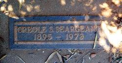 Oreole Sarah <i>Hooe</i> Seargeant