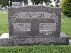 Maude C <i>Yokom</i> French