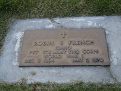 Robin S French
