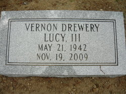 Vernon Drewery Lucy, III