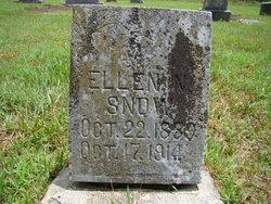 Nancy Ellen <i>Patton</i> Snow
