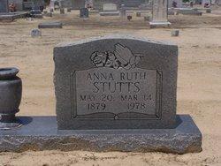 Annie Ruth <i>Miller</i> Stutts