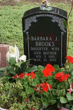 Barbara J Brooks