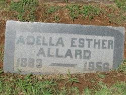 Adella Esther Allard