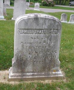 Samuel Thatcher, Jr