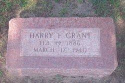Harry Francis Grant, Sr