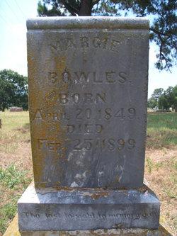 Margie <i>Leaton</i> Bowles