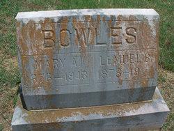 Mary Angeline <i>Casey</i> Bowles