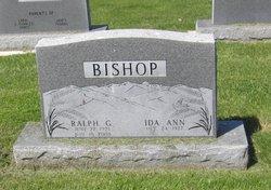 Ralph G Bishop