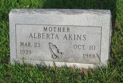 Alberta Akins