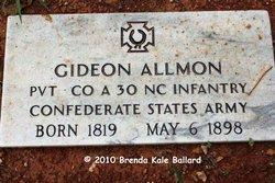 Gideon Allman