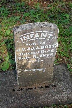 Infant Son Bost