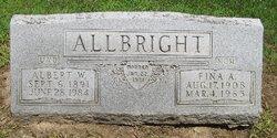 Fina Adeleigh <i>Bell</i> Allbright