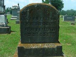 Julia A. <i>Worthington</i> Barnett